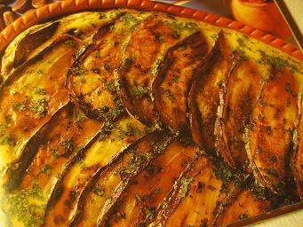 carciofo ملف عن أكلات اساسها الباذنجان