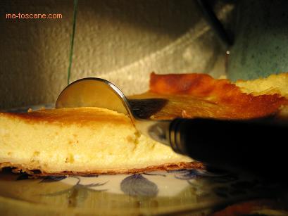 torta eremita