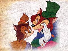 Pinocchio la storia di un burattino l histoire d un pantin ma toscane - Chat dans pinocchio ...